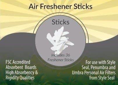 styleseal air freshener sticks