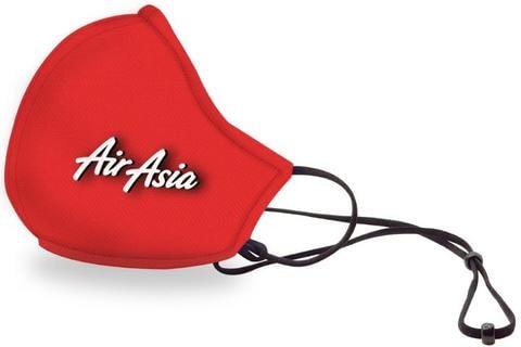styleseal airasia custom logo mask