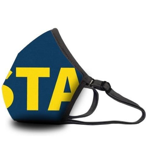 styleseal st. andrews sta custom logo mask