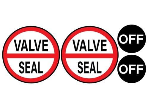 styleseal exhalation valve cover