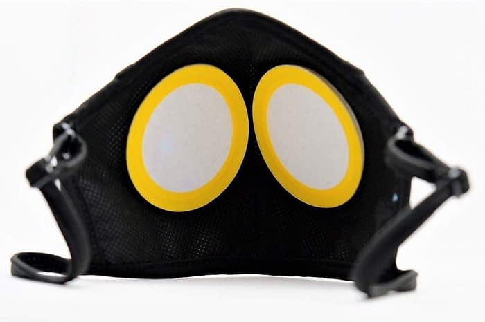 styleseal air mask inside view