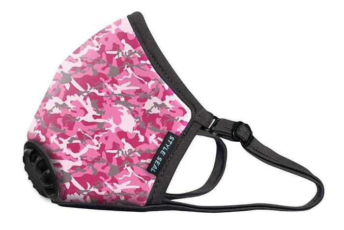 styleseal air mask chic camo