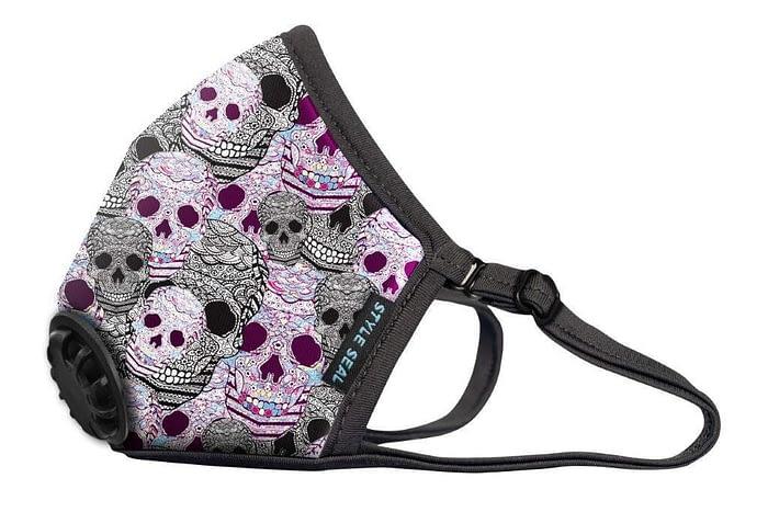 styleseal air mask skully