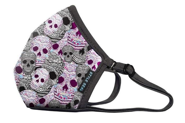 styleseal air mask skully no valve