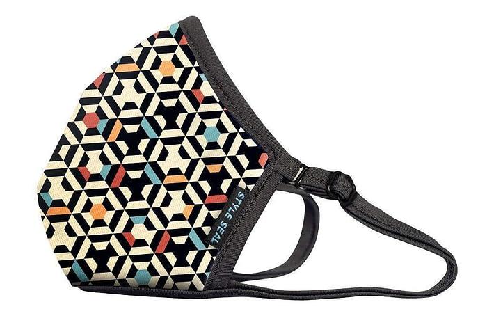 styleseal air mask geometric no valve