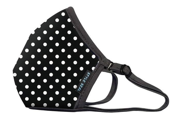 styleseal air mask polka dots no valve