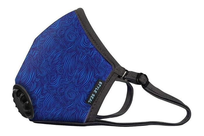 styleseal air mask royal blue