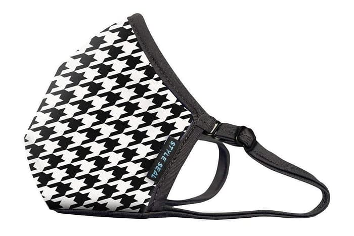 styleseal air mask houndstooth no valve