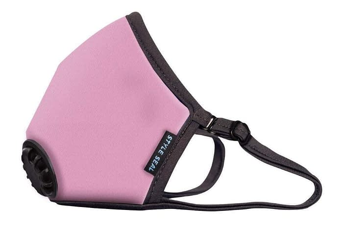 styleseal air mask pretty in pink