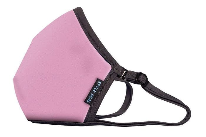 styleseal air mask pretty in pink no valve