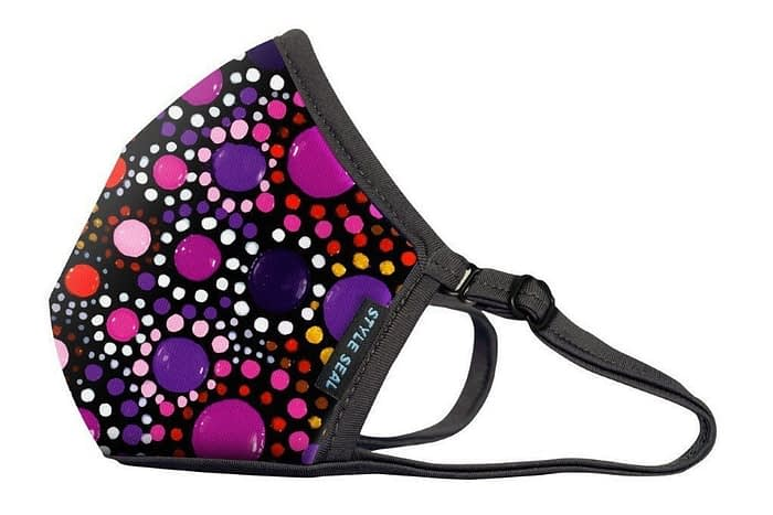 styleseal air mask mesmerize no valve amy diener