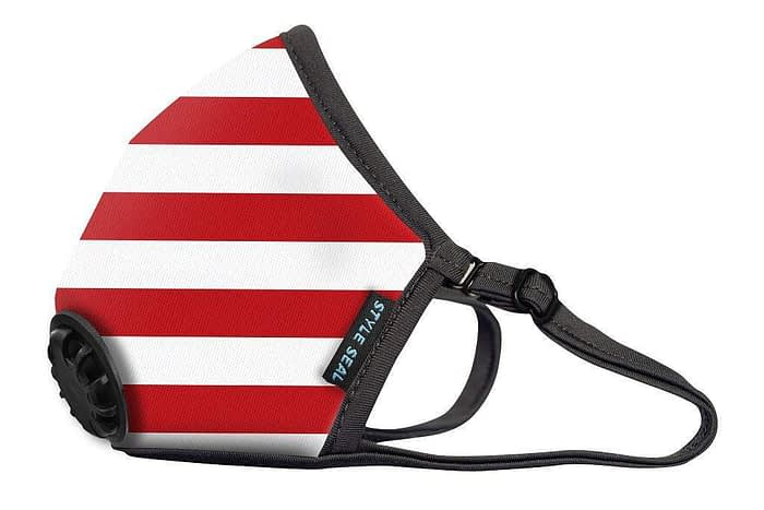 styleseal air mask stars and stripes left view