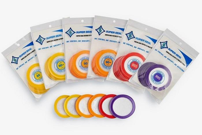 styleseal air mask filter packs