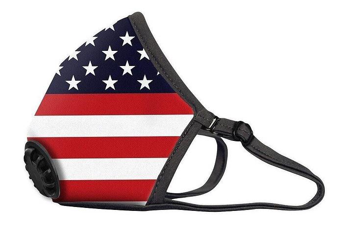 styleseal stars & stripes air mask flipped