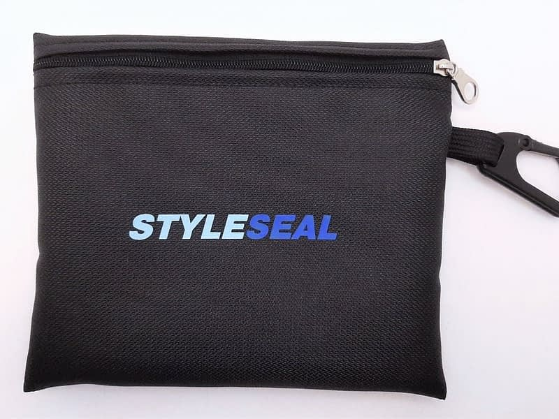 styleseal mask bag