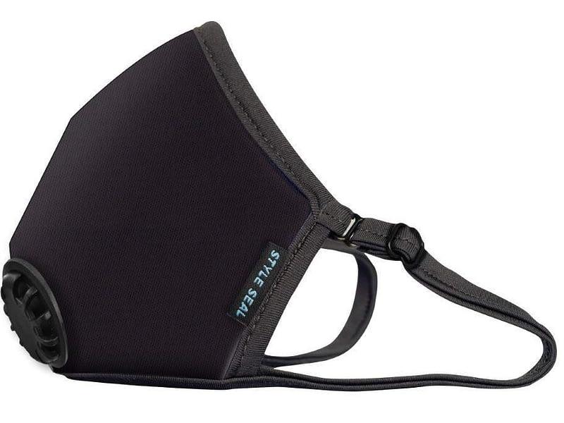 styleseal zorro black air mask