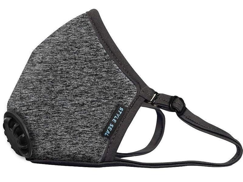 styleseal air mask melange grey