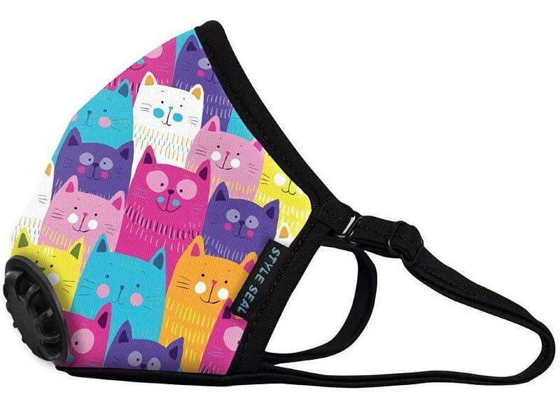 styleseal air mask cute kitties