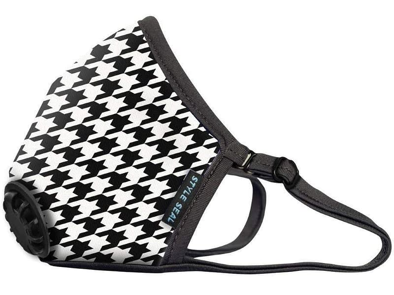 styleseal air mask houndstooth